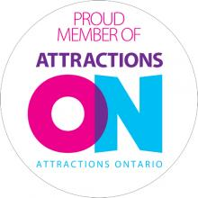 logo of Attractions Ontario organization