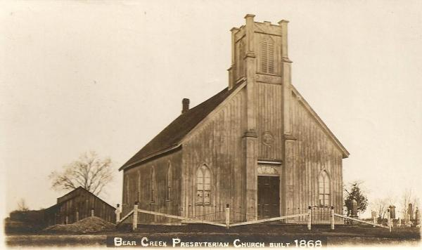 pioneer church building